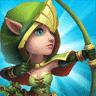 Castle Clash 1.3.13 — скачать Битва Замков на Андроид